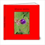 Klarer dette - 6x6 Photo Book (20 pages)
