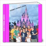 Disney World 2010 - 8x8 Photo Book (60 pages)