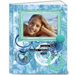 Pool Party/Vacation- 8x10 Photo Book Deluxe - 8x10 Deluxe Photo Book (20 pages)