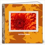 fall theme - 12x12 Photo Book (20 pages)