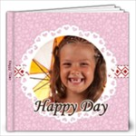 Happy day - 12x12 Photo Book (20 pages)
