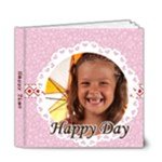 Happy day - 6x6 Deluxe Photo Book (20 pages)