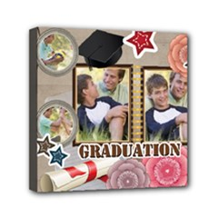 graduation - Mini Canvas 6  x 6  (Stretched)