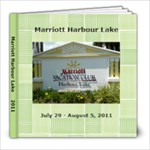 Harbour Lake - 8x8 Photo Book (30 pages)