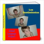 Los sentimientos - 8x8 Photo Book (20 pages)
