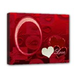 Love Red 8x10 stretched canvas - Canvas 10  x 8  (Stretched)