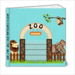 zoo - 6x6 Photo Book (20 pages)