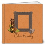 12x12: Our Family - 12x12 Photo Book (20 pages)