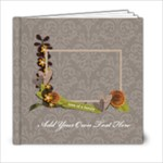 6x6: Love of Family - 6x6 Photo Book (20 pages)