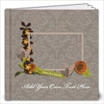 12x12 : Love of Family - 12x12 Photo Book (20 pages)