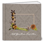 8x8 DELUXE: Love of Family - 8x8 Deluxe Photo Book (20 pages)