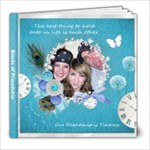 Friendship Book 8x8 20 pg - 8x8 Photo Book (20 pages)