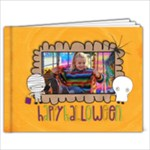 Halloween Boo- 9x7 Photo Book - 9x7 Photo Book (20 pages)