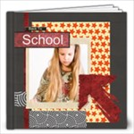 Back to school - 12x12 Photo Book (20 pages)