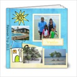 palawan edited - 6x6 Photo Book (20 pages)