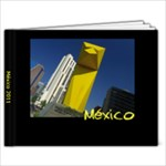 Mexico 2011 - 7x5 Photo Book (20 pages)