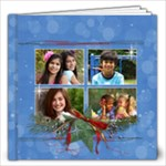 Christmas/Holiday- 12x12 Photo Book - 12x12 Photo Book (20 pages)