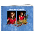 Christmas/Holiday -9x7 Photo Book - 9x7 Photo Book (20 pages)