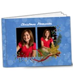 Christmas/Holiday-9x7 Deluxe Photo Book - 9x7 Deluxe Photo Book (20 pages)