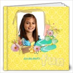 Summer Fun- 12x12 Photo Book - 12x12 Photo Book (20 pages)