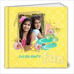 Summer Fun- 8x8 Photo Book - 8x8 Photo Book (20 pages)