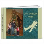 L.A. TRIP - 7x5 Photo Book (20 pages)