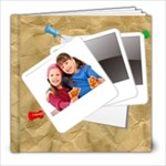kids photo book - 8x8 Photo Book (39 pages)