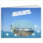 Cruise Book - 9x7 Photo Book (20 pages)