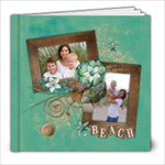 Beach Memories/Vacation-8x8 Photo Book - 8x8 Photo Book (20 pages)