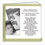 Wedding Book Sweetgrass - 8x8 Photo Book (39 pages)