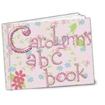 Carolynn s ABC s - 7x5 Deluxe Photo Book (20 pages)