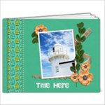 9x7 (30 pages): Hot Summer Days - 9x7 Photo Book (30 pages)