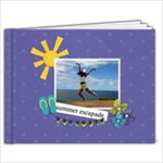 9x7 (20 pages): Summer Escapade - 9x7 Photo Book (20 pages)
