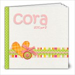 Cora - 8x8 Photo Book (20 pages)