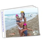 La 3 niñas en La playa - 7x5 Deluxe Photo Book (20 pages)