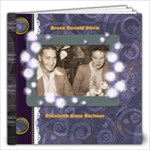 bruce & betty - 12x12 Photo Book (80 pages)