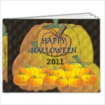 Halloween 2011 9x7 20 Page Photo Book - 9x7 Photo Book (20 pages)