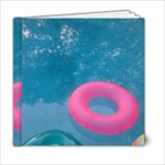 ocean fun 6x6 - 6x6 Photo Book (20 pages)