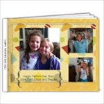 Happy Fathers Day 2011 - 9x7 Photo Book (20 pages)