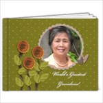 9x7 (20 pages) : World s Greatest Grandma / Mom - 9x7 Photo Book (20 pages)