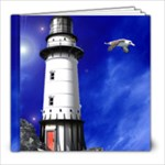 Ocean Fun 8x8 20 pages - 8x8 Photo Book (20 pages)