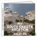 My South Dakota Vacation - 12x12 Photo Book (20 pages)