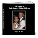 cayla - 8x8 Photo Book (20 pages)