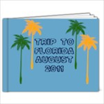 FLORIDA - 9x7 Photo Book (20 pages)