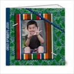 My Little Boy - 6x6 Photo Book (20 pages)