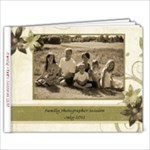 family photo 2011 - 9x7 Photo Book (20 pages)