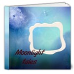 moonlight 8 x 8 deluxe photobook - 8x8 Deluxe Photo Book (20 pages)