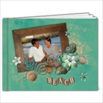 Beach/Vacation-9x7 Photo Book - 9x7 Photo Book (20 pages)