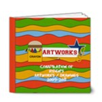6x6 DELUXE : Artworks / Projects / Drawings - 6x6 Deluxe Photo Book (20 pages)