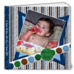 Bday Boy - 8x8 Deluxe Photo Book (20 pages)